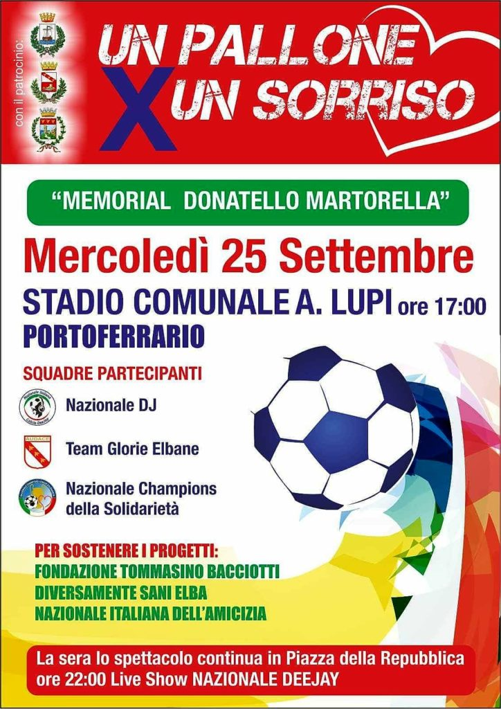 memorial Donatello Martorella